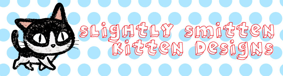 Slightly Smitten Kitten Designs Ann Arbor